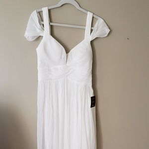 Lulu's wedding dress NWT